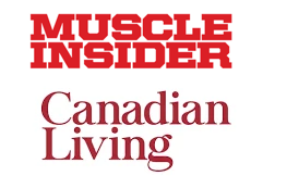 muscle insider and canadian living logo