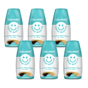 collagen coffee booster  6 pack