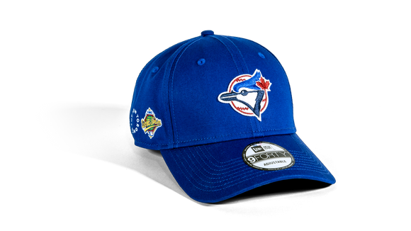 New Toronto x New Era BLUE strap