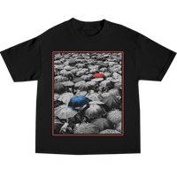 Crowd Tee- Black