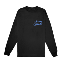 Forever Umbrella Long Sleeve- Black