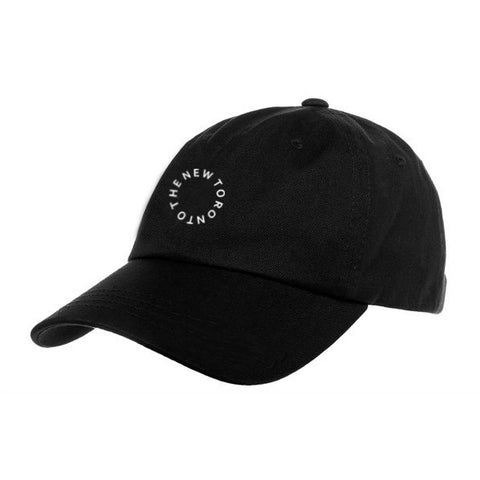 The New Toronto Strapback (black)