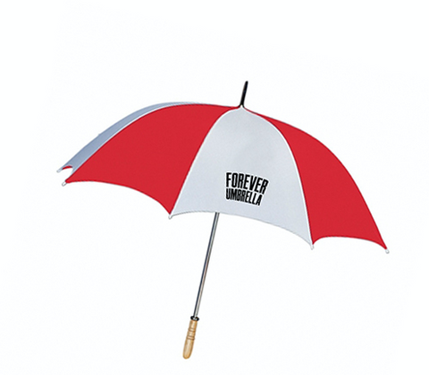 COLOR BLOCKED UMBRELLA