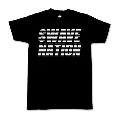 SWAVE NATION DASHED TEE