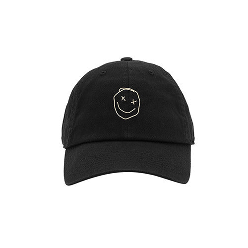 Smiley Strapback