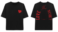 Love Me Now? Black Tee