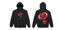 Love me Now? Heart Hoodie