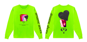 Love Me Now? Green Long Sleeve