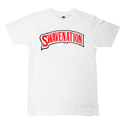 SWAVENATION TEE (WHITE)