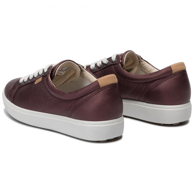 Ecco Soft 7 (W) - Fig Metallic