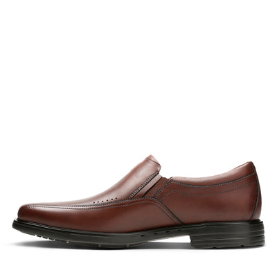 Clarks Unsheridan Go - Brown Leather (M)