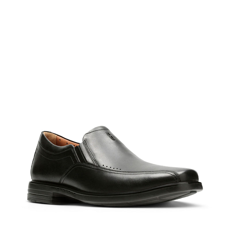 Clarks Unsheridan Go - Black Leather (M)
