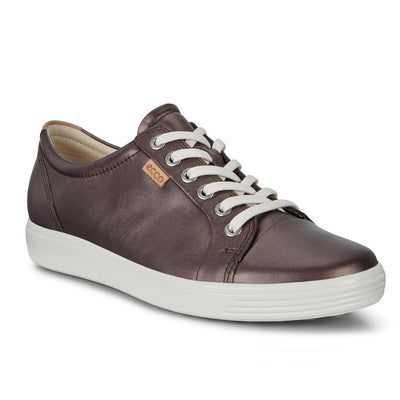 Ecco Soft 7 (W) - Shale Metallic