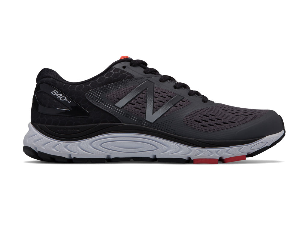 New Balance 840 v4 (M) - Magnet/Red