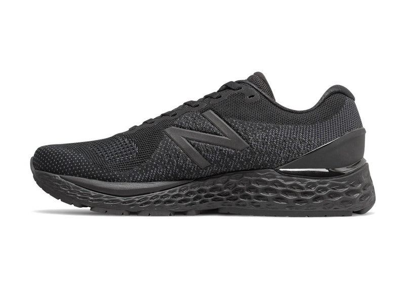 New Balance Fresh Foam 880 v10 (W) - Black with Black Caviar