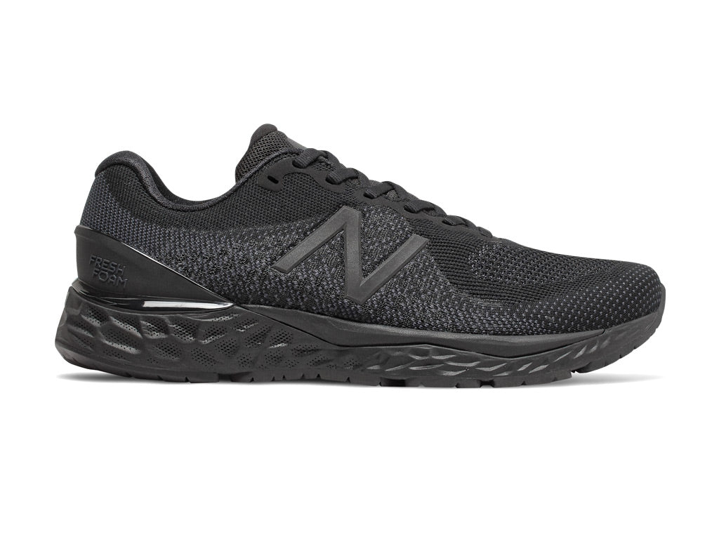 New Balance Fresh Foam 880 v10 (M)Black/Black
