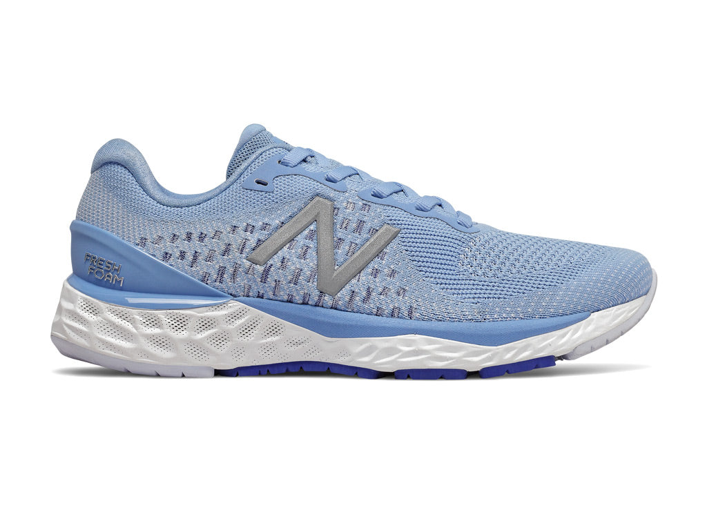 New Balance Fresh Foam 880 v10 (W) - Team Carolina with Moon Dust