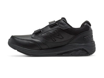 New Balance 928 Hook & Loop Leather v3 (M) - Black