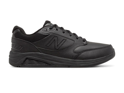 New Balance 928 Leather v3 (M) - Black