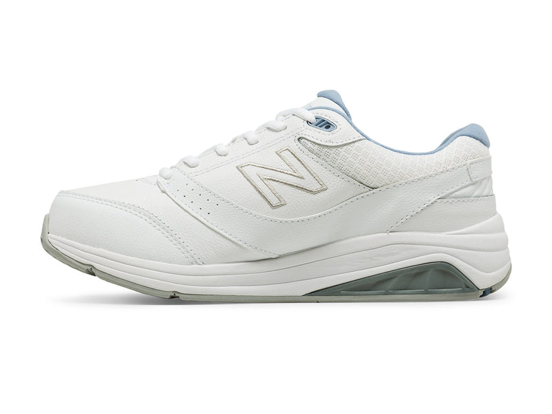 New Balance 928 Leather v3 (W) - White