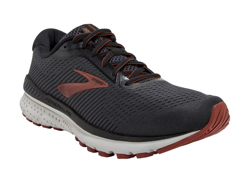 Brooks Adrenaline GTS 20 (M) - Black/Ebony/Ketchup