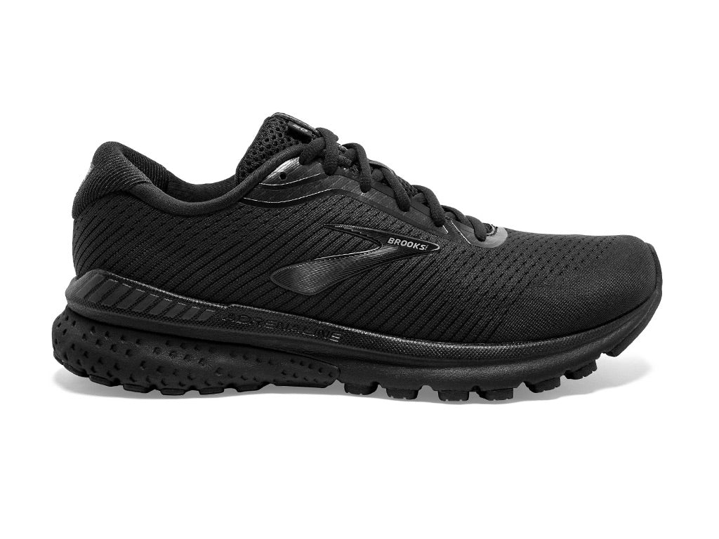 Brooks Adrenaline GTS 20 (M) - Black/ Grey