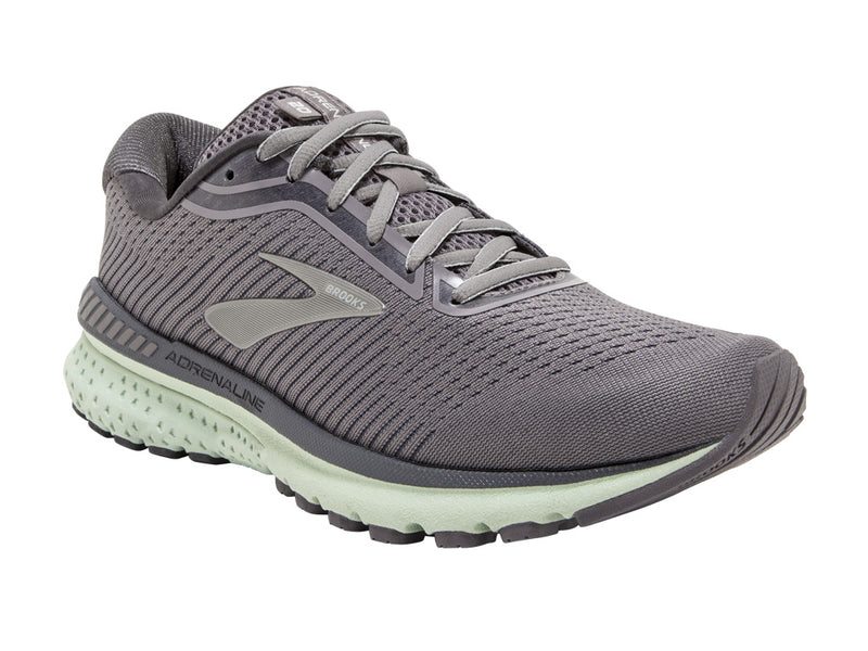 Brooks Adrenaline GTS 20 (W) - Shark/Pearl/Mint