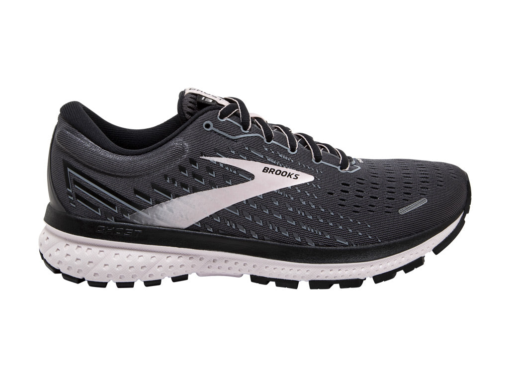 Brooks Ghost 13 (W) - Black/Pearl/Hushed Violet