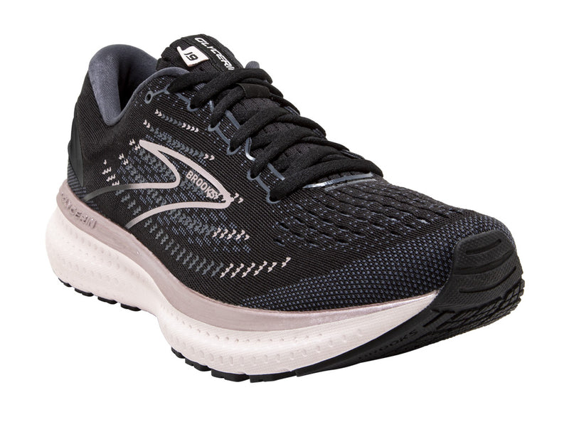 Brooks Glycerin 19 (W) Black/Ombre/Metallic