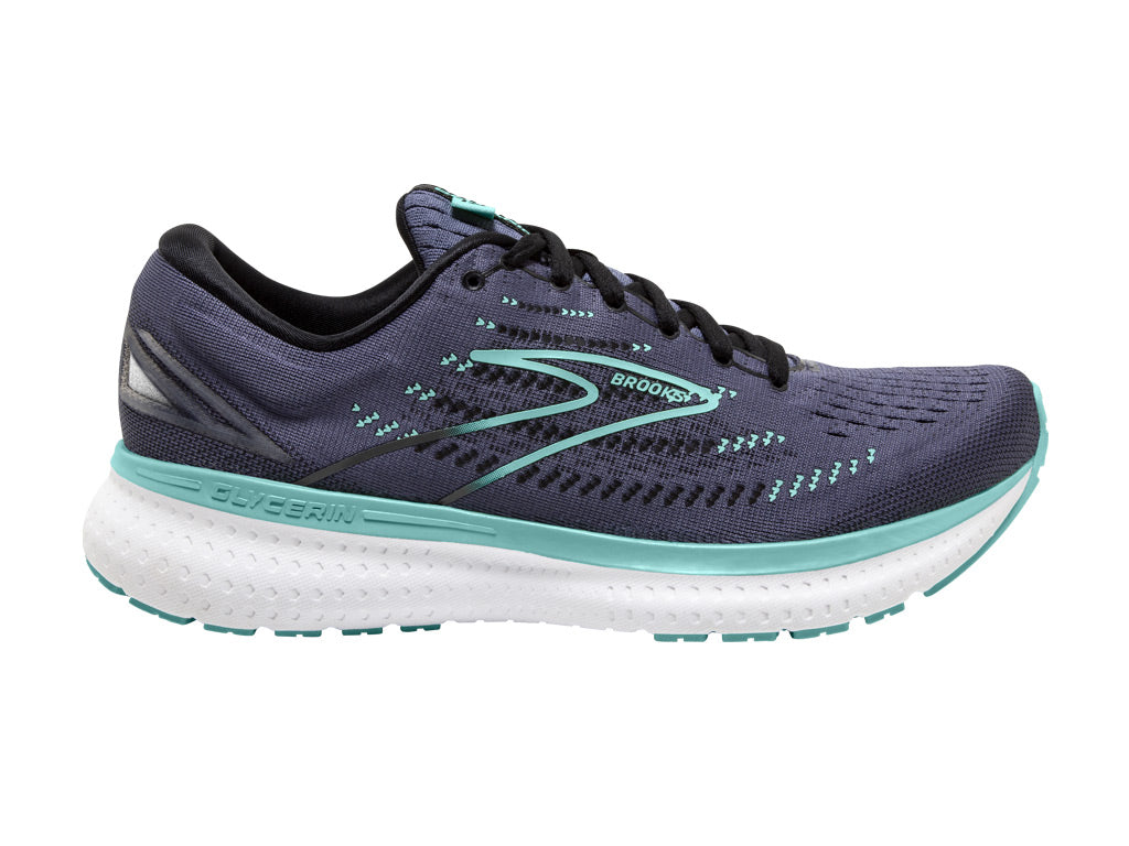 Brooks Glycerin 19 (W) Nightshadow/Black/Blue
