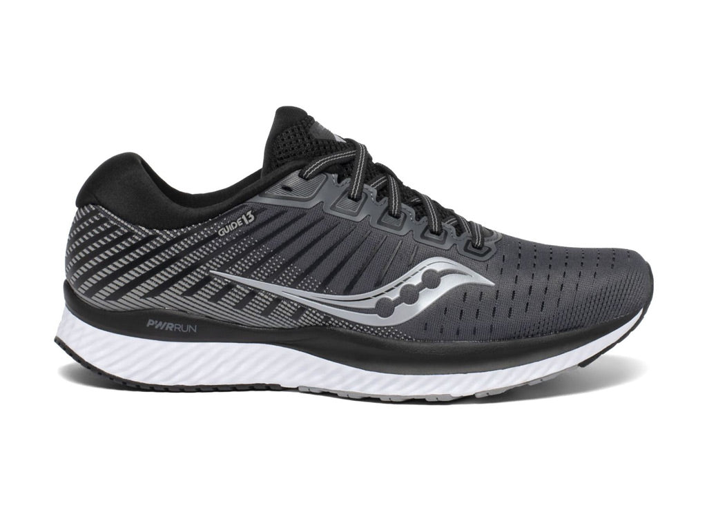 Saucony Guide 13 (M)Black/White