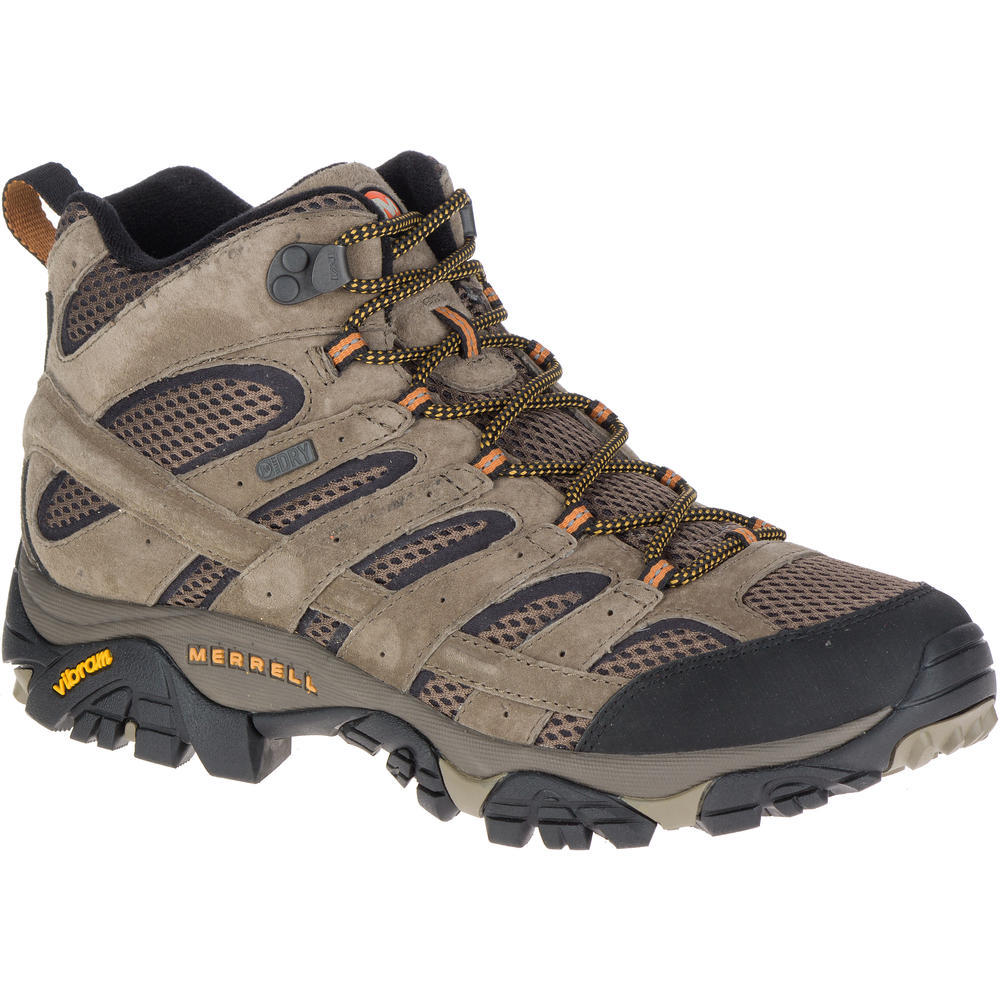 Merrell Moab 2 Mid Waterproof (M) - Walnut