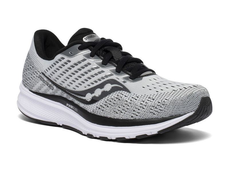 Saucony Ride 13 (M) Charcoal/Black