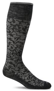 Sockwell Women's Damask Graduated Compression Socks