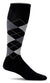 Sockwell Men's Argyle Graduated Compression Socks