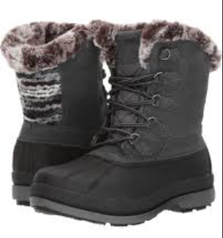 Propet Lumi Tall Lace Winter Boot