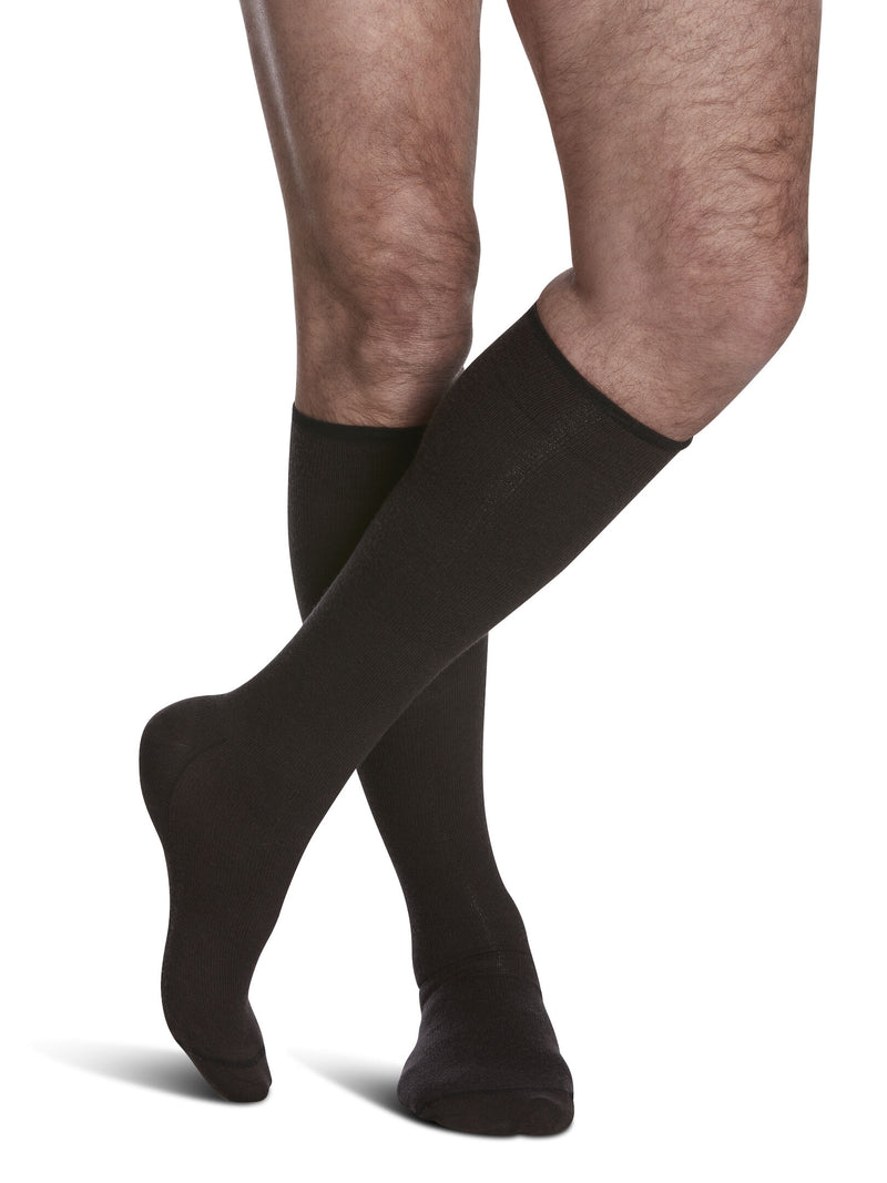 Sigvaris All-Season Merino Wool Men's Compression Socks