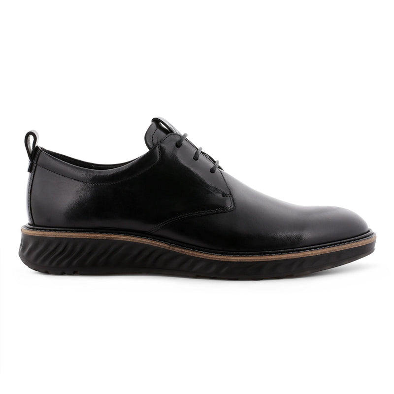 Ecco St. 1 Hybrid Derby Shoe (M) - Black