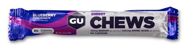 GU Energy Chews (2 Serving Pack)