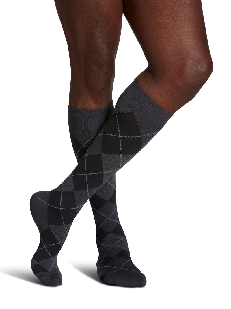 Sigvaris Microfibre Shades Men's Compression Socks