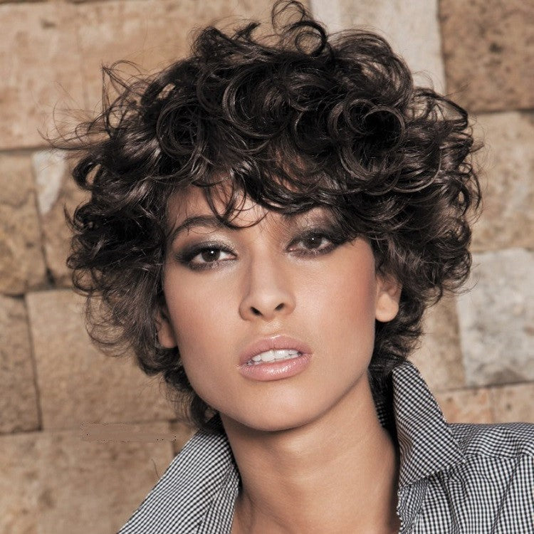 Short Curly Hair Best Ways to Style