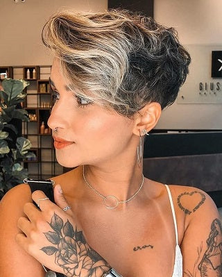 pixie cuts for diamond face shape voluflex hair volume hairstyle