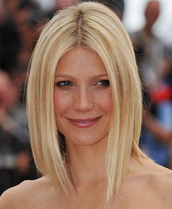 Medium Length Hairstyles For Thin Hair Inverted Medium Haircuts