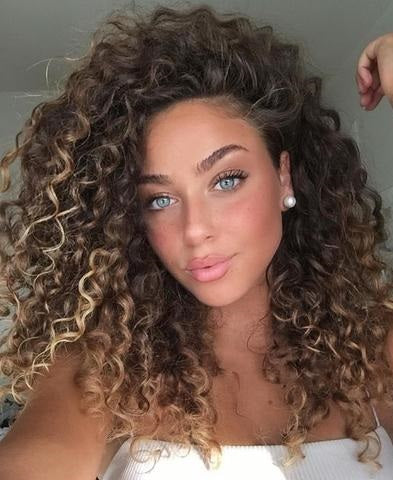 Short Curly Hair With Bangs And Layers 66