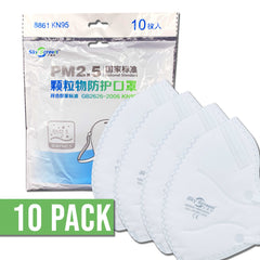 KN95 Masks (Pack of 10)