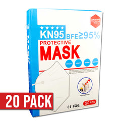 KN95 Masks (20 count box)