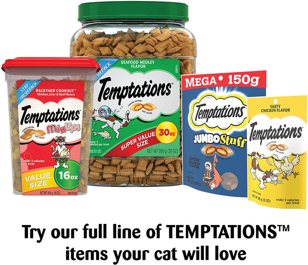 Temptations Cat Treats Variety Packs