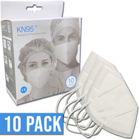 KN95+ Masks (Pack of 10)