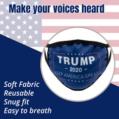 Trump Masks (4 pack)