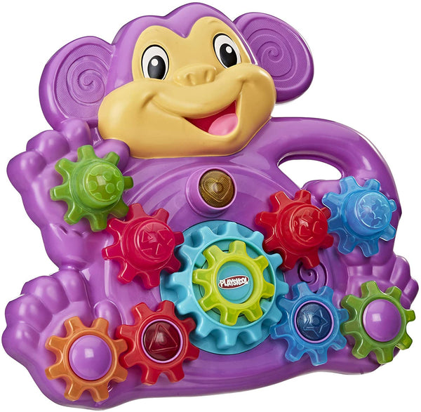 Stack 'n Spin Monkey Gears Toy